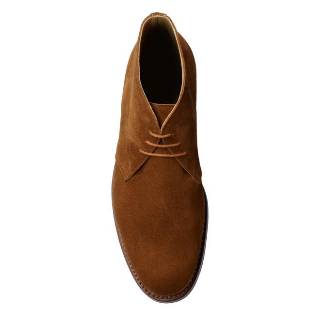 Crockett and Jones Chiltern Boots Snuff