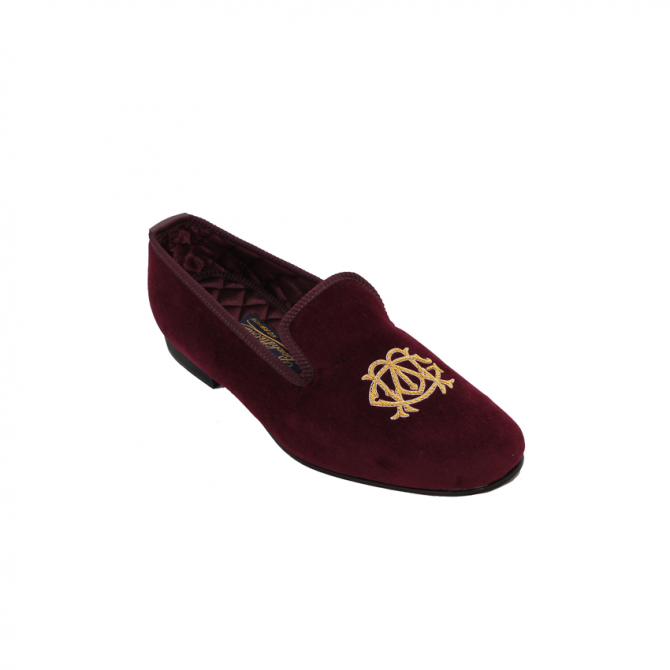 6a88e3d98bc3 Monogrammed Slippers