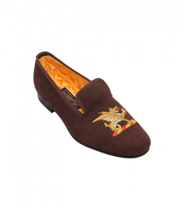 Bowhill and Elliott Dragon Slipper