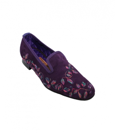 Bowhill and Elliot Ivy Ladies Slipper