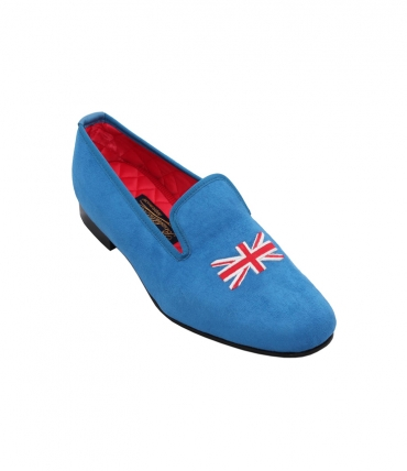 Union Jack Slippers
