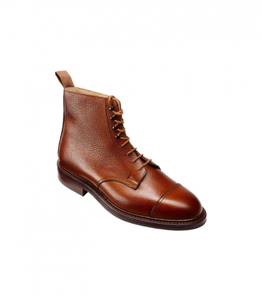 Crockett and Jones Coniston Tan Leather Boot