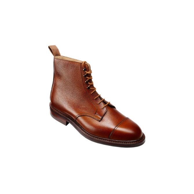 Crockett and Jones Coniston Tan Leather Boot