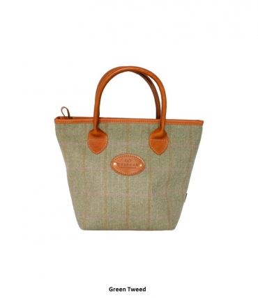 Chapman Bags Ladies Tweed Handbag