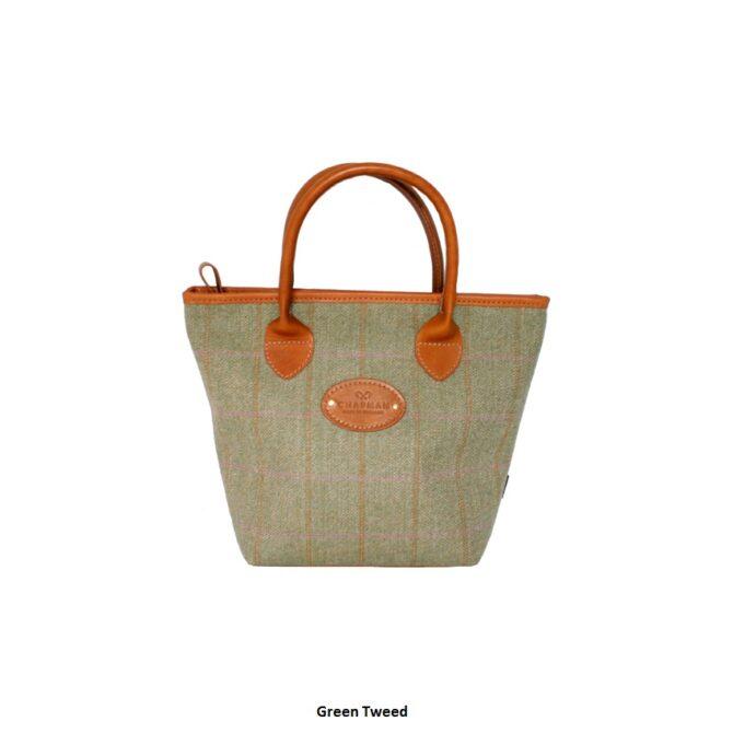 Chapman Bags Ladies Tweed Handbag