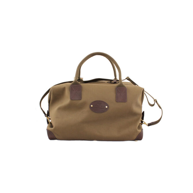 Chapman Bags Canvas Travel Holdall