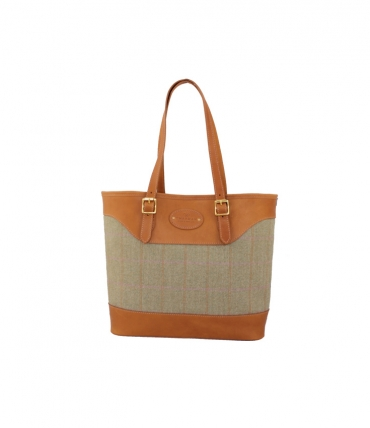 Chapman Bags Ladies Tweed Annie