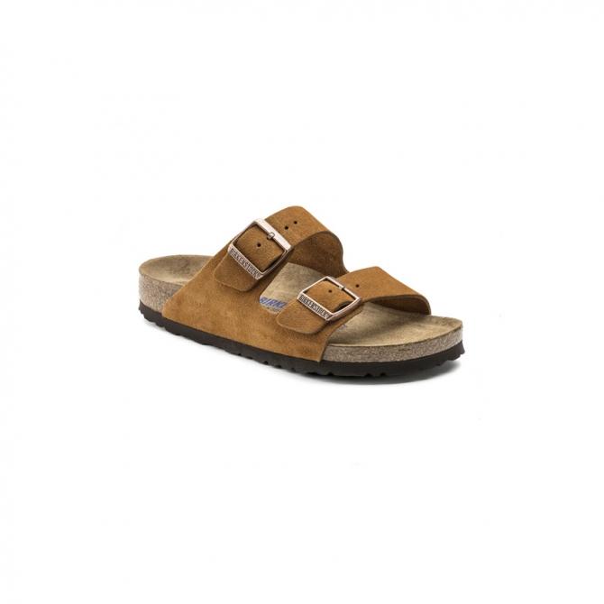 e3b1a388e934 ... Shoes   Birkenstock Arizona Mink Suede Sandals. Birkenstock Arizona  Mink 1009527