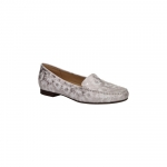 Sioux Zalla Ladies White Moccasin