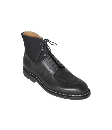Heschung Gingko Mens Black Boots