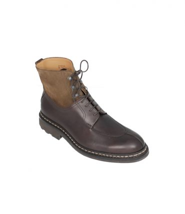 Heschung Gingko Mens Brown Boots