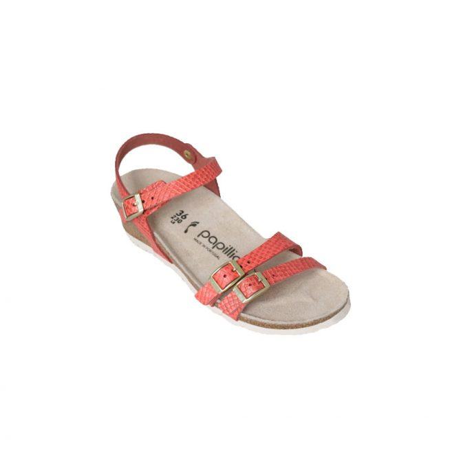 Birkenstock Papillio Coral Sandals