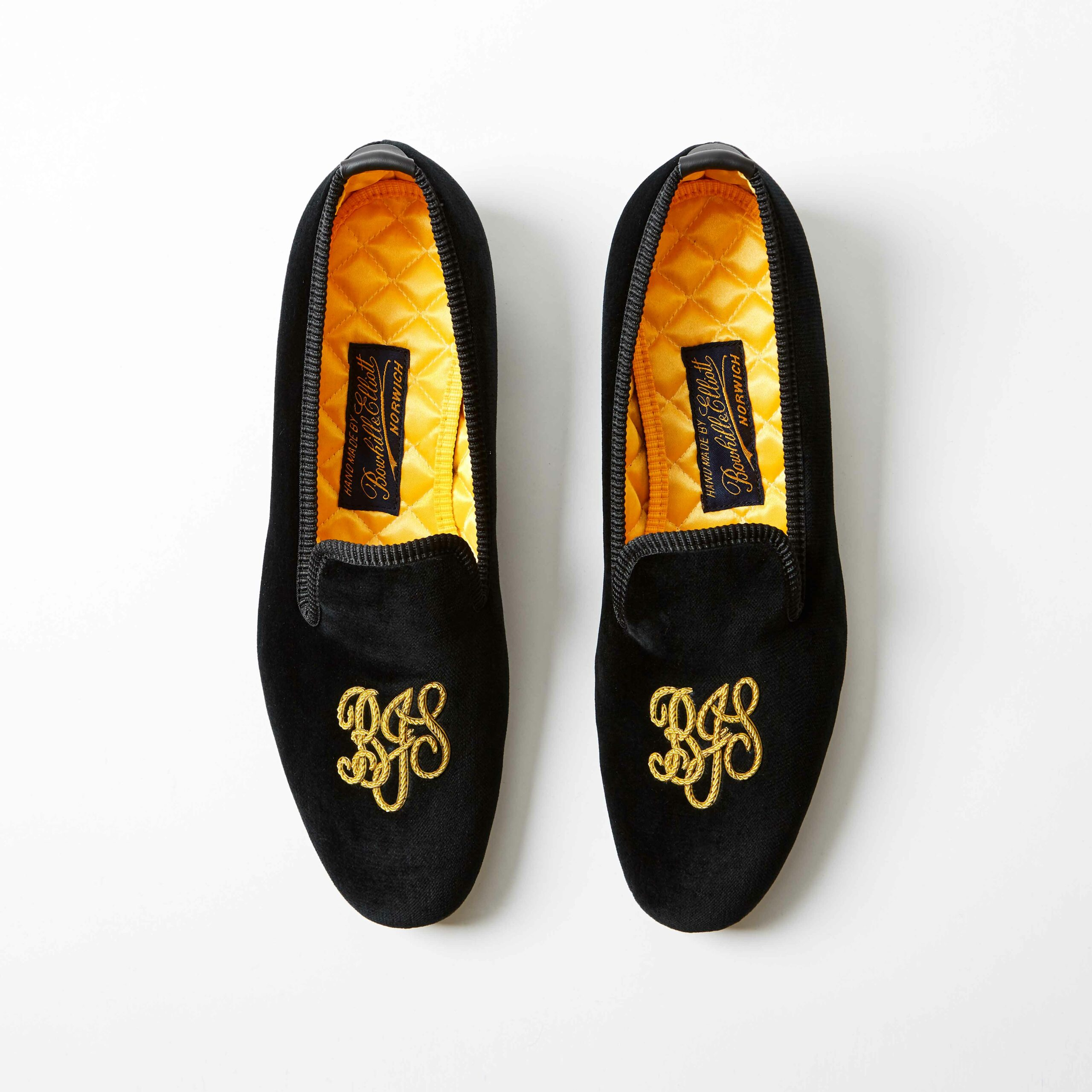 Personalised Embroidered Slippers 4