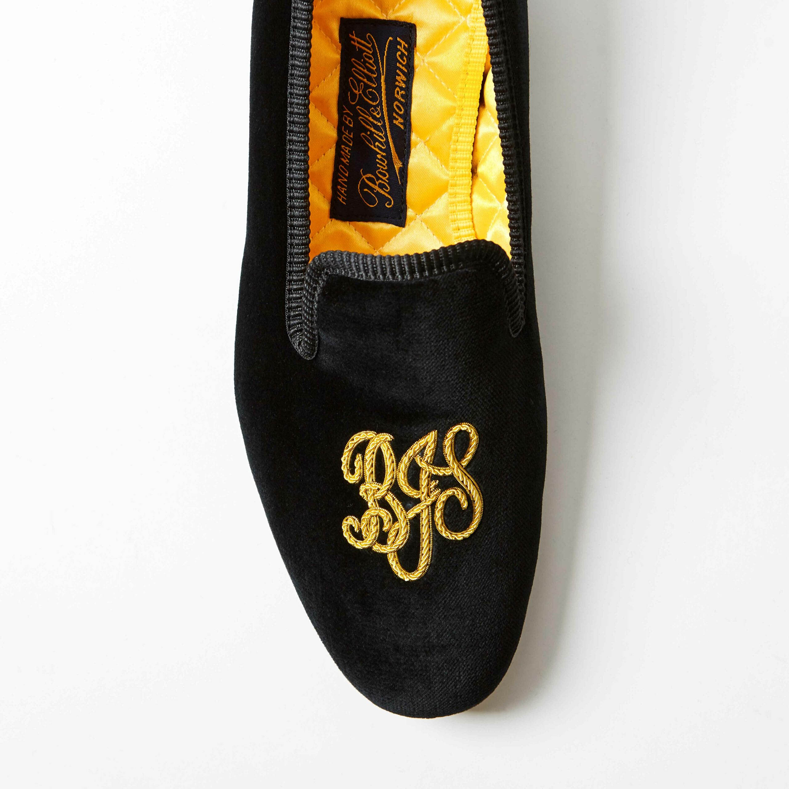 Personalised Embroidered Slippers 3