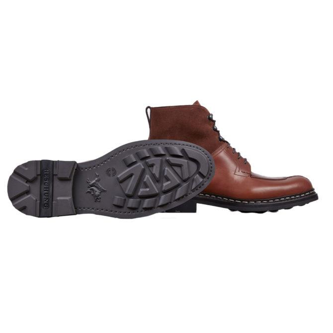 Heschung Ginkgo Cognac Mens Boots