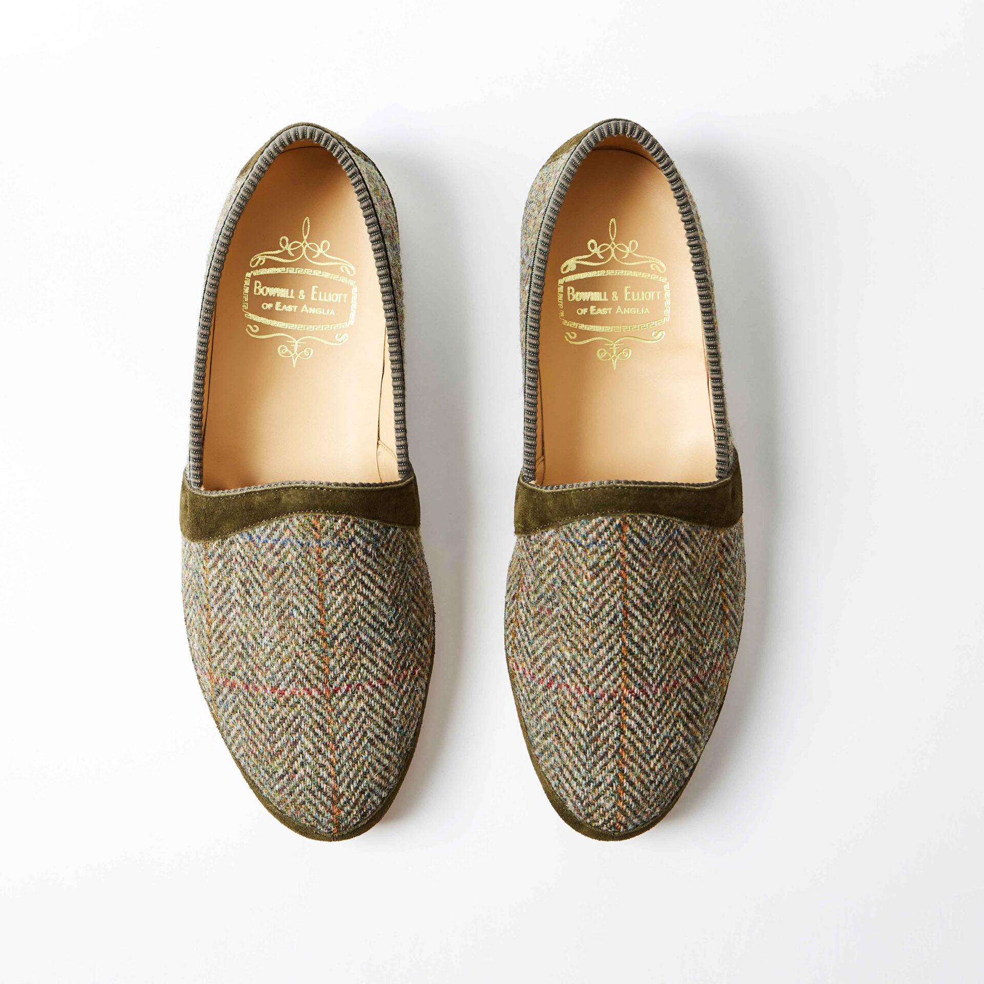 harris tweed slippers 4