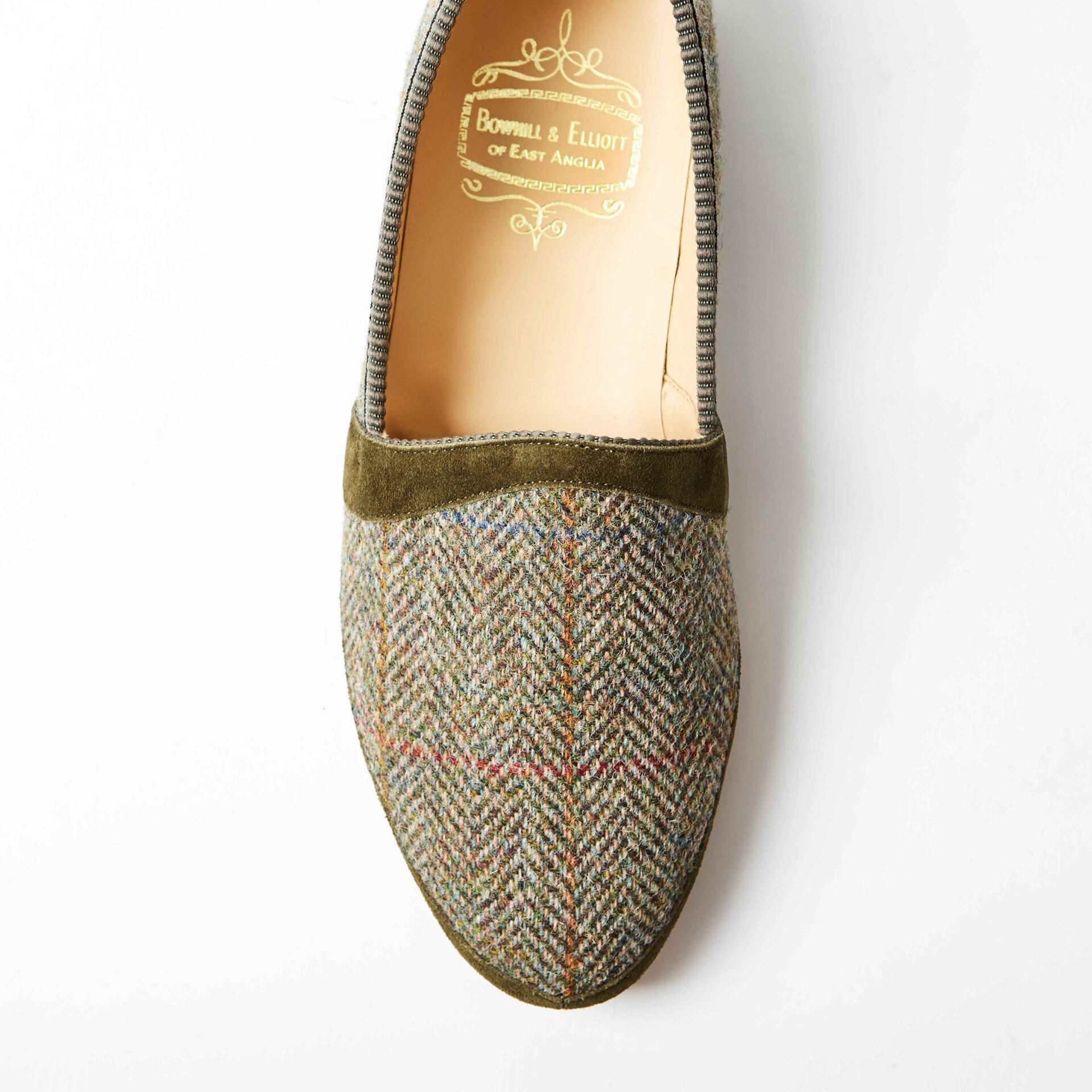 harris tweed slippers 3