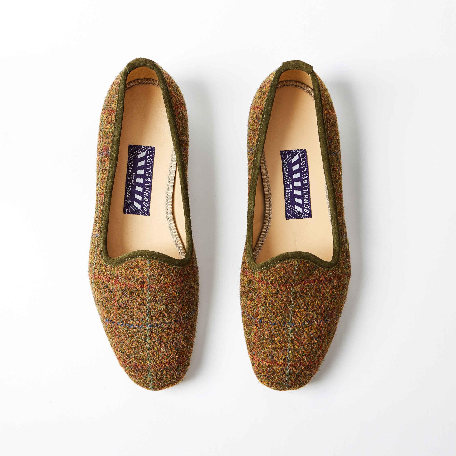 harris tweed shoes 3