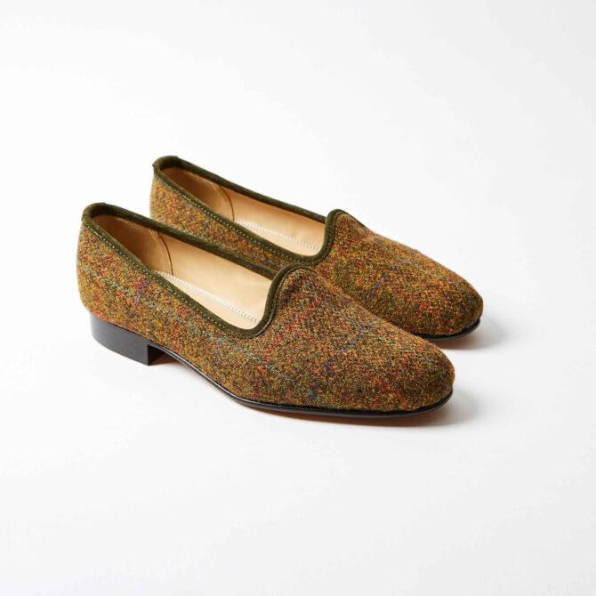 harris tweed shoes 2