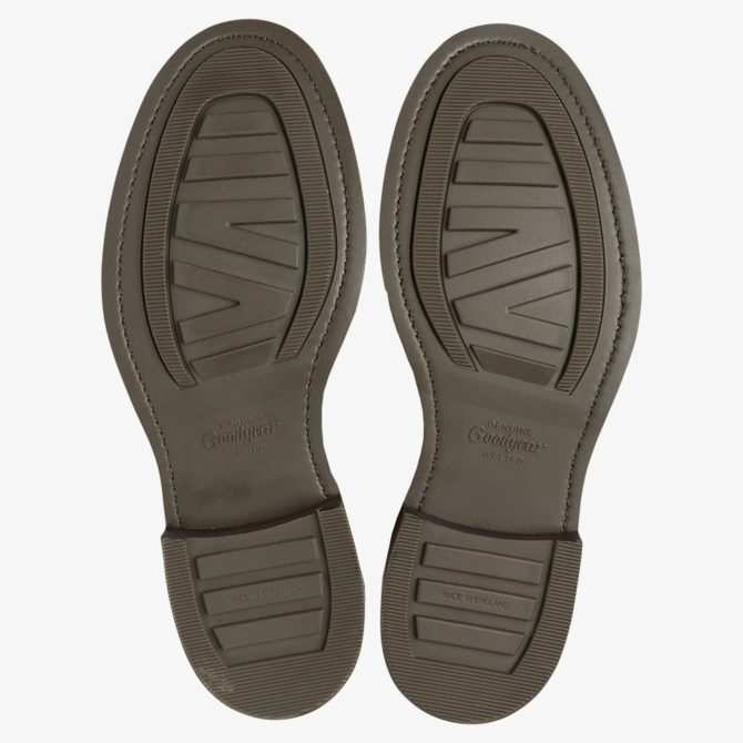 Loake 1880 Bedale Tan Brogue Boot
