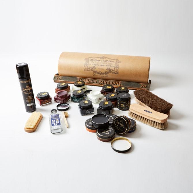 Saphir Suede & Velvet Renovateur Protector Spray