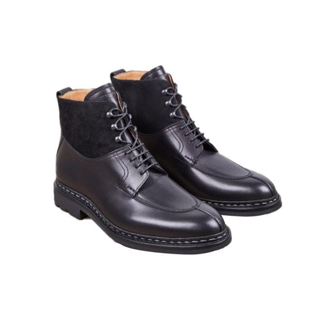 Heschung Ginkgo FE Black Womens Boots